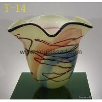 Art glass tabletop decoration T-14、15