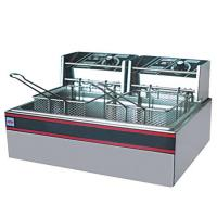 Electric 1-Tank Fryer (2-Basket)