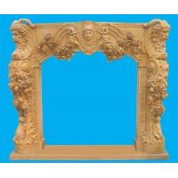 Buy cheap Stone Products fireplace mantles from wholesalers