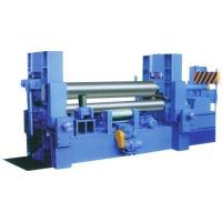 Buy cheap W11S series hydraulic up-roller universal plate coiling machine from wholesalers