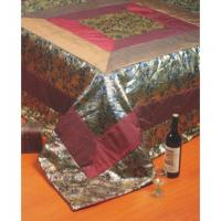 Buy cheap Quilts  Satin Bed Sheet Set - QU009 from wholesalers