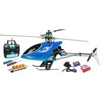 Buy cheap RC Helicopter WASP V4 200SE CF 6ch RTF Brushless version belt driver product