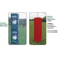 Buy cheap Rugby post protectors,rugby posts,heavy duty rugby post protectors,printed rugby post protectors from wholesalers