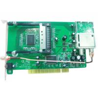 Buy cheap PC/Laptop PCI-Satellite/terrestriTV card PC computer/Laptop PCI Satellite USB TV tuner Card HT06 PCI-S from wholesalers