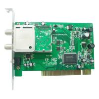 Buy cheap PC/Laptop PCI-Satellite/terrestriTV card PC computer/Laptop PCI DVB Satellite TV tuner Card HT02 PCI-S from wholesalers