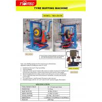 Buy cheap Tyre Buffing Machine from wholesalers