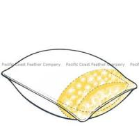 Buy cheap Double Touch Of Down  Pillow- Grey Duck - Firmer from wholesalers