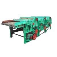 Buy cheap GM-310 Three Roller Cotton Waste Recycling Machine from wholesalers