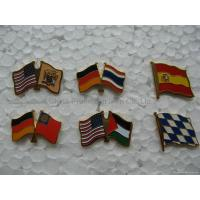Buy cheap Flag Pin&Flag badge from wholesalers
