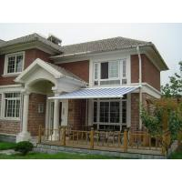 Buy cheap Aluminum Full cassette retractable awning from wholesalers