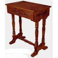 Buy cheap Carved Wood Living Room Table--SL013 from wholesalers