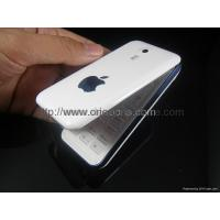 Buy cheap iPhone Q300 flip mobile phone two sim cards metal body product