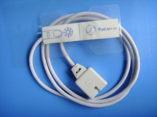 Quality Spo2 Series Berry P/N:DS-002Sensor Product Type:Nellcor Pediatric disposable spo2 sensor for sale