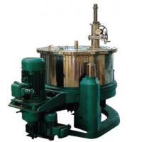 Buy cheap SGZ series manual down discharging centrifuge from wholesalers