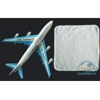 Buy cheap COTTON TOWEL SERIES hot and cold disposable cotton towel for airline.100 from wholesalers