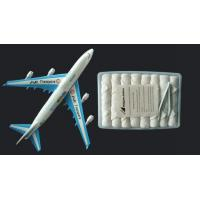 Buy cheap COTTON TOWEL SERIES hot and cold disposable cotton towel for airline.96 from wholesalers