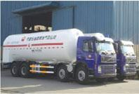 Buy cheap Special LNG Cryogenic Liquid Lorry Tanker from wholesalers