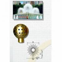 Buy cheap Fountain Project Fountain Nozzle Fountain Project from wholesalers