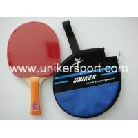 Buy cheap Table Tennis Table Tennis racket NO.101 from wholesalers