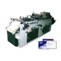 Buy cheap Automatic UV Coating Machine Express Post Envelope Making Machine ZF380 from wholesalers