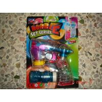 Buy cheap PULL BACK Bubble Toys Automatic flash bubble gun with music (with a bottle of bubble water)? from wholesalers