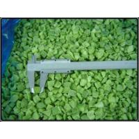 Buy cheap IQF green pepper dice from wholesalers