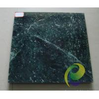 Buy cheap Marble Tile Peacock  Green Marble Tile from wholesalers