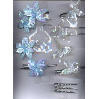 Buy cheap Flower shaped hair clips from wholesalers
