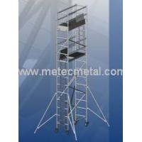 Buy cheap Scaffolding Aluminum  Tower from Wholesalers