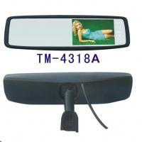 Buy cheap 4.3inch original rear view mirror monitor from wholesalers