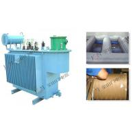 Buy cheap Tech data of 10kv SZ9 series on-load regulation power transformer from wholesalers
