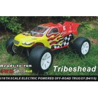 Buy cheap R/C Gasoline Car 1/10 R/C EP Truggy from wholesalers