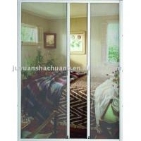 Buy cheap The Double Panels Retractable Screen Door from wholesalers