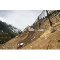 Buy cheap Slope Protection System Rockfall protective fences from wholesalers