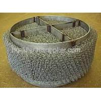 Buy cheap Stainless Steel Knitted Wire Meshes wire mesh mist eliminators from wholesalers