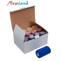 Buy cheap AI equipment Code:NL1009 non-woven self-adhesive bandage from wholesalers