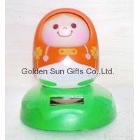 Buy cheap solar swing doll from wholesalers