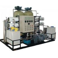 Buy cheap Seawater Desalination Machines Compacted seawater desalinatio from wholesalers