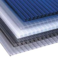 Buy cheap Polycarbonate Hollow Profile sheet from wholesalers