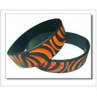 Buy cheap one inch silicone bracelets from wholesalers