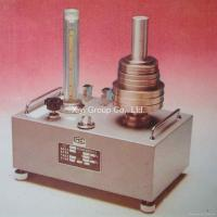 Buy cheap Floating Ball Type Dead Weight Pressure Tester YJF from wholesalers