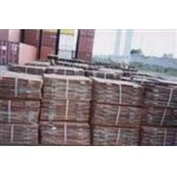 Buy cheap Nonferrous Metals NameCathode copper from Chile from wholesalers