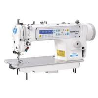Buy cheap QJ9000-9000NHigh-speed lock stitch sewing machine directly driver with auto Trimmer , auto wiper and auto reverse feeding from wholesalers