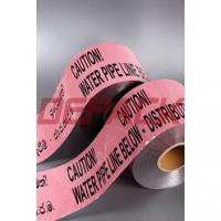 Buy cheap Underground Detectable Warning Tape - WT-010 from wholesalers