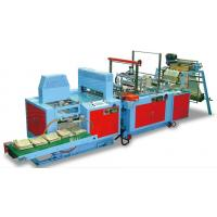 Buy cheap SHGF-36TS Bottom Weld T-Shirt Bag Machine with Inline Three Folder from wholesalers
