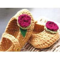 Buy cheap Handmade Baby Shoes from wholesalers