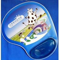 Buy cheap Gel mouse pad with liquid from wholesalers