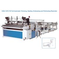 Buy cheap CDH-1575YE Full Automatic Trimming, Sealing, Embossing and Perforating Rewinder from wholesalers