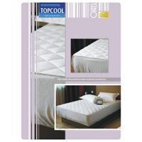 Buy cheap Bed Spread TOP COOL Microfibre filled Mattress Protector from wholesalers