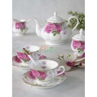 Buy cheap bone china mug 15pcs bone china tea set(SPCF-388) from wholesalers